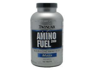 Amino Fuel 2000mg - Twinlab, Inc - 150 - Tablet