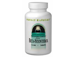 Beta Sitosterol - Source Naturals, Inc. - 90 - Tablet
