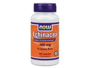 Echinacea Root Purpurea 400mg - Now Foods - 100 - Capsule