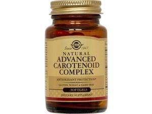 Advanced Carotenoid Complex - Solgar - 60 - Softgel