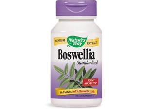 Boswellia - Nature's Way - 60 - Tablet
