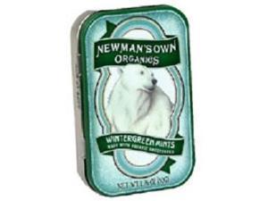 Newman's Wintergreen Mints - Newman's - 1 - Tin