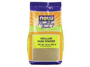 Psyllium Husk Powder - Now Foods - 24 oz - Bag