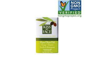 Bar Soap -Pure Olive Oil - Kiss My Face - 4 oz - Bar Soap