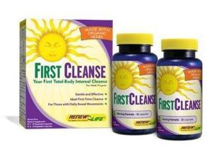 CleanseSMART First Cleanse Two Week - Renew Life - 30+30 - Capsule