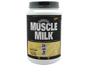 Muscle Milk Cookies 'n Creme - 2.47 lbs (39.5 oz / 1120 Grams) by CytoSport