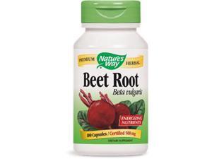 Beet Root - Nature's Way - 100 - Capsule