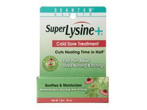 Super Lysine Plus Cream - Quantum - .25 oz (7 g) - Cream