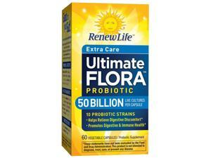 Ultimate Flora Critical Care 50 Billion - Renew Life - 60 - VegCap