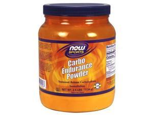 Carbo Endurance - Now Foods - 2.5 lb - Powder