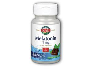 Melatonin ActivMelt Chocolate Mint - Kal - 120 - Lozenge