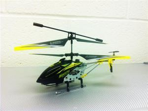 Genuine 2012 Rare BLACK COLOR Syma S107G 3CH Gyro RC Helicopter With Bonus Spare Parts & AC Charger - Value of $15 -