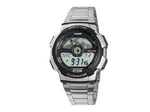 Casio Men's AE1100WD-1A Sport Multi-Function Grey Dial Watch - OEM