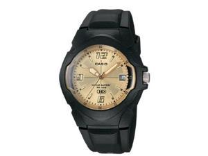 Casio #MW600F-9AV Men's 100M HD Series Sports Watch with Date