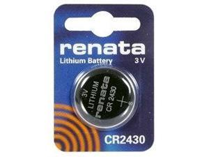 Renata CR2430 Lithium Battery 3V (1pc)