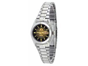 Orient #BNQ1X001F Women's Tri Star Brown Dial Automatic Watch