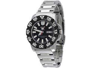 Seiko 5 Sports SNZF51J1 Men's Japan Stainless Steel 100M Automatic Dive Watch