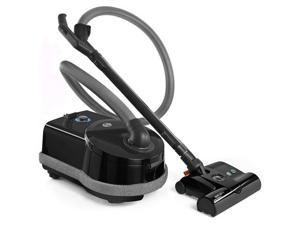 Sebo D4 Airbelt Black Premium Canister Vacuum Cleaner with ET-1 Powerhead