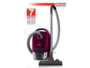 Miele Red Velvet S6270 Vacuum Cleaner with SBD285-3 Rug and Floor Tool