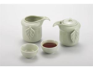 Porcelain Tea Set (4 pc)