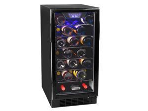 Koldfront 30 Bottle Built-In Single Zone Wine Cooler