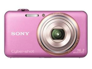 Sony Cyber-shot DSC-WX70 Digital Camera (Black)