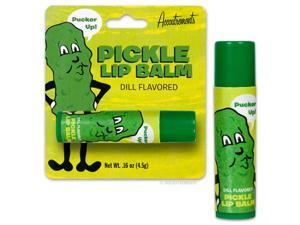 Accoutrements Pickle Lip Balm