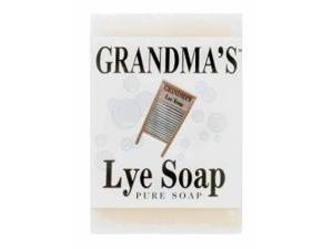 Grandma's Lye Bar Soap - 6.6 oz