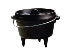 Lodge Logic 1 Quart Camp Dutch Oven