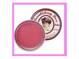 Rosebud Salve Brambleberry Rose Lip Balm Tin, 0.8 Ounce