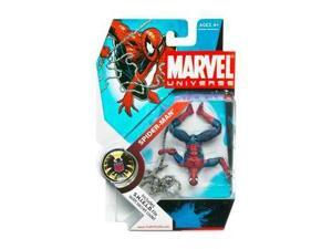 Marvel Universe Series 1 Spider-man (Upside Down)#032