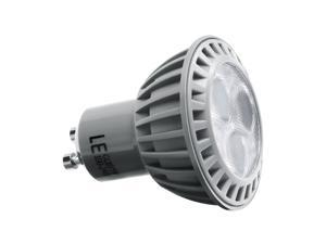 LE 5W GU10 LED Bulbs, 50W Equivalent, Perfect Standard Size, Daylight White, Recessed Lighting, Track Lighting