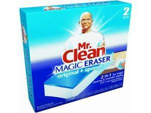 Procter & Gamble 01277 2 Count Mr. Clean Magic Eraser Duo