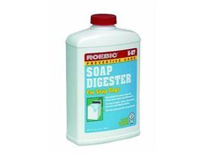 Roebic Laboratories K87-Q-12 Soap Digester Bacteria And Enzyme Drain Cleaner