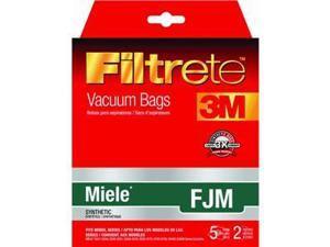 Electrolux Home Care 68704-2 3M Filtrete Miele Generic FJM Vacuum Bag