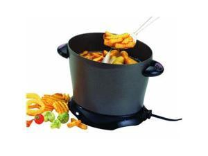 ELECTRIC DUALDADDY DEEP FRYER