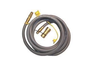 Mr. Heater F273720 Natural Gas Patio Hose Assembly-12' NG PATIO HOSE