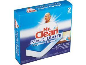 Procter & Gamble 01277 2 Count Mr. Clean Magic Eraser Duo