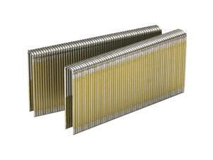 N17BRB 16-Gauge 7/16 in. x 1-1/2 in. Bright Basic Staples (10,000-Pack)