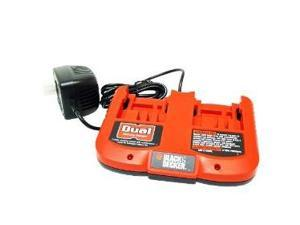 Black & Decker FS180DC 18v Dual-Port Charger NEW BULK