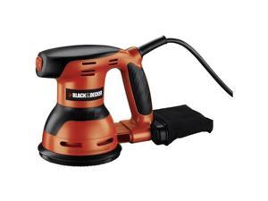 Black & Decker RO410K 2.4 Amp 5-Inch Jug Handle Random Orbital Sander