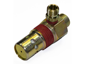 "Porter Cable CPF23400S/CPFC2TV3525VP Compressor Replacement 1/2"" NPT Check Valve # A19712"