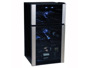 Koolatron 29 Bottle Dual Zone Wine Cellar # WC29
