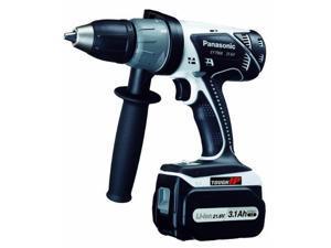 Panasonic EY7960LZ2S 21.6-Volt IP56 Li-ion Hammer Drill & Driver Kit