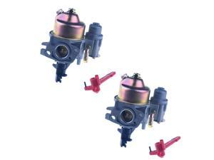 Homelite 2 Pack Of Genuine OEM Replacement Carburetors # 099980425116 -2PK