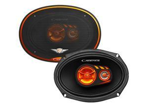 "Cadence Acoustics Flash Series FS6935, 6"" x 9"" Three-Way 300 Watt 4 Ohm Speaker System"