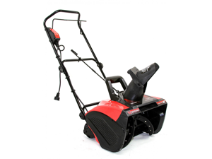 "Maztang MT988 18"" 13 Amps Electric Snow Blower Snow Thrower"