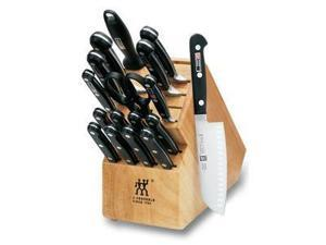 "Henckels Professional ""S"" - 18 PC Knife Block Set"