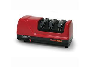 Chef'sChoice Diamond Hone EdgeSelect Plus Knife Sharpener - M120 - Red