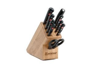 Wusthof Gourmet - 10 Pc. Knife Block Set